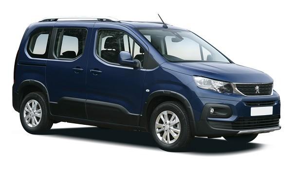 Peugeot Rifter Estate 1.5 BlueHDi 130 GT Line [7 Seats] 5dr EAT8