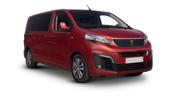 Peugeot Traveller Estate 2.0 BlueHDi 180 Active Standard [8 Seat] 5dr EAT8