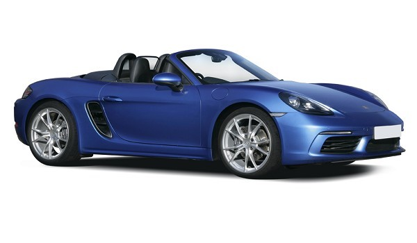 Porsche Boxster 718 Boxster Roadster 2.5 GTS 2dr