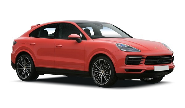 Porsche Cayenne Coupe Turbo 5dr Tiptronic S