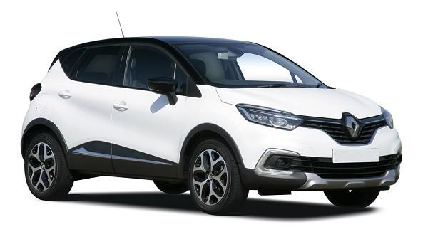Renault Captur Hatchback 1.3 TCE 150 Iconic 5dr EDC