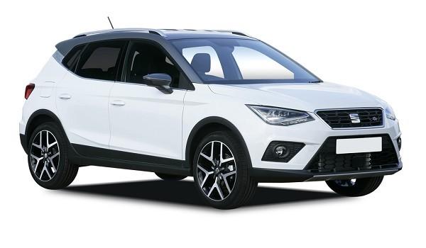 Seat Arona Hatchback 1.6 TDI SE Technology Lux [EZ] 5dr