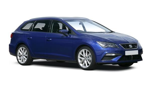 Seat Leon Estate 2.0 TDI 150 FR Black Edition [EZ] 5dr
