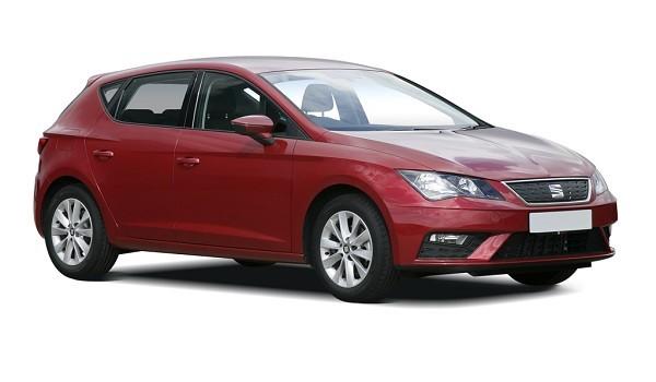 Seat Leon Hatchback 2.0 TDI 150 FR [EZ] 5dr