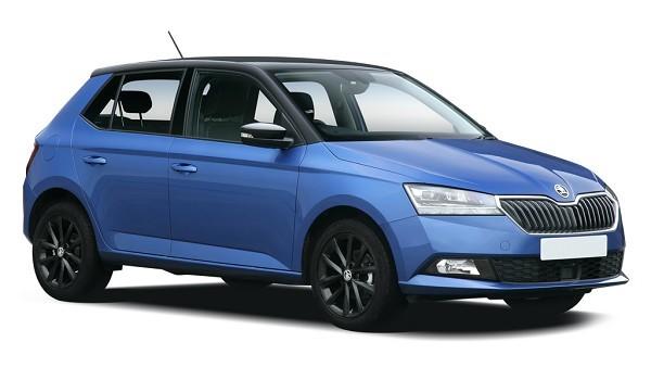 Skoda Fabia Hatchback 1.0 TSI SE L 5dr