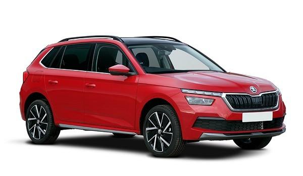 Skoda Kamiq Hatchback 1.0 TSI SE L 5dr