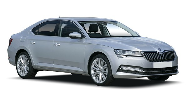Skoda Superb Hatchback 2.0 TDI CR S 5dr
