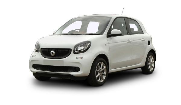 Smart Forfour Hatchback 1.0 Prime Premium Plus 5dr Auto