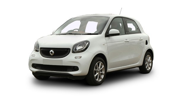Smart Forfour Hatchback Special Editions 0.9 Turbo Urban Shadow Edition 5dr