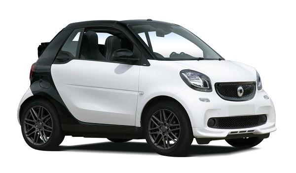 Smart Fortwo Cabrio Fortwo Cabrio 60kW EQ Prime Prem Plus 17kWh 2dr Auto [22kWCh]