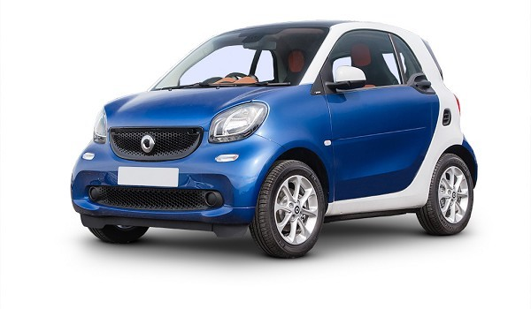 Smart Fortwo Coupe Special Editions 1.0 Urban Shadow Edition 2dr