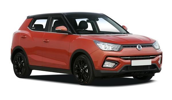 Ssangyong Tivoli Hatchback 1.6 ELX 5dr