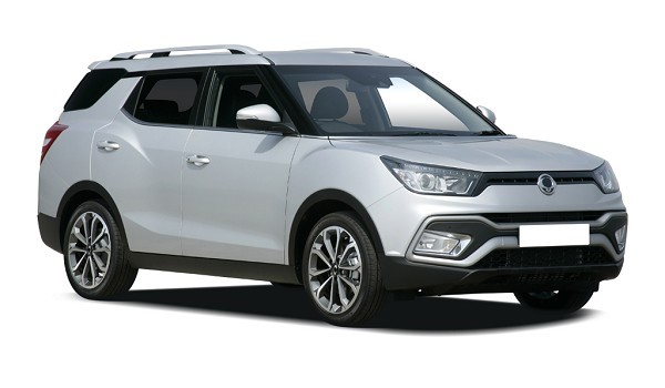 Ssangyong Tivoli Xlv Estate 1.6 D Ultimate 5dr