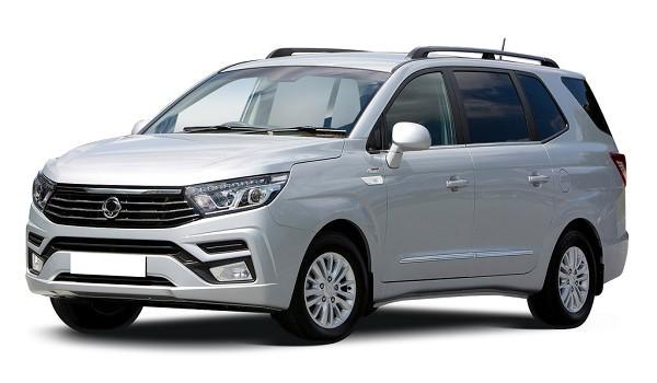 Ssangyong Turismo Estate 2.2 EX 5dr Tip Auto