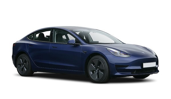Tesla Model 3 Saloon Long Range AWD 4dr Auto