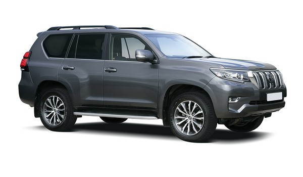 Toyota Land Cruiser SW 2.8 D-4D Invincible 5dr Auto 7 Seats [Sunroof]