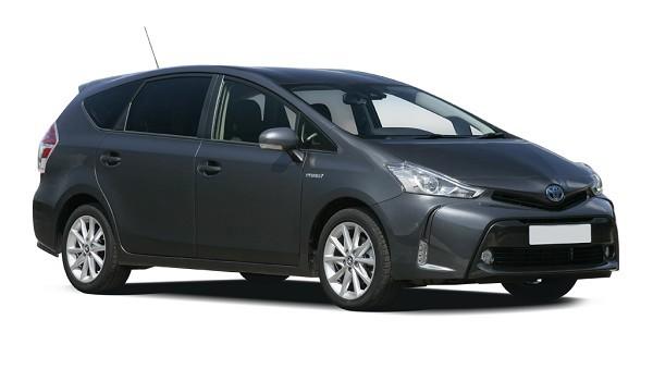 Toyota Prius+ Estate 1.8 VVTi Icon TSS 5dr CVT Auto