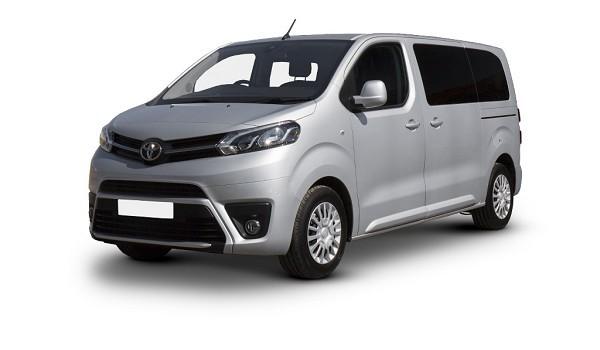 Toyota Proace Verso Estate 1.5D Shuttle Medium 5dr [Nav]