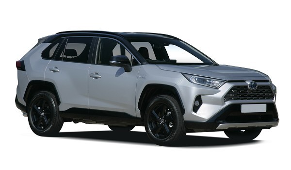Toyota Rav4 Estate 2.5 VVT-i Hybrid Excel 5dr CVT [JBL + PVM]