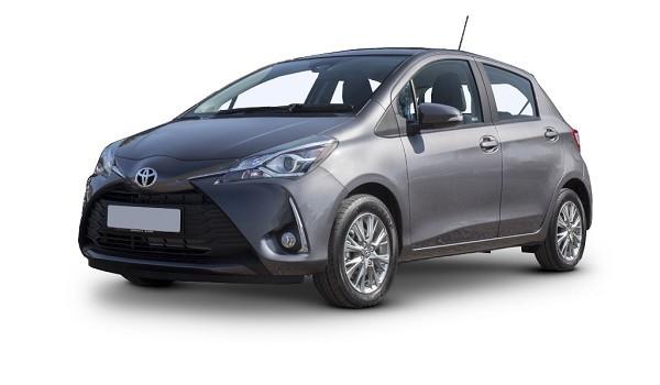 Toyota Yaris Hatchback 1.5 VVT-i Y20 5dr CVT [Bi-tone]