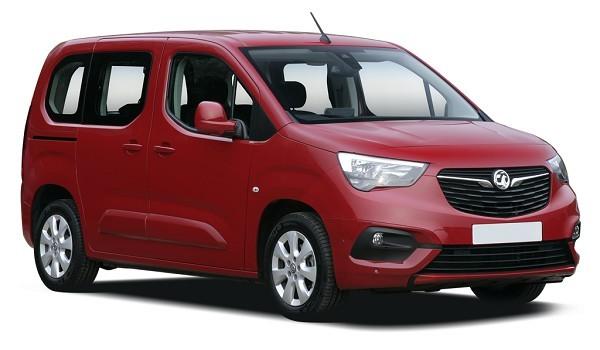 Vauxhall Combo Life Estate 1.2 Turbo Energy 5dr [7 seat]