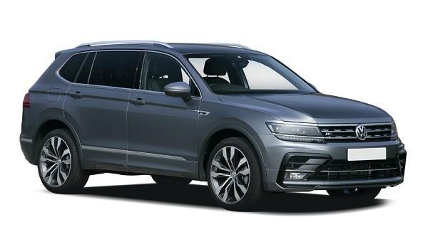 Volkswagen Tiguan Allspace Estate 1.5 TSI EVO R-Line Tech 5dr DSG