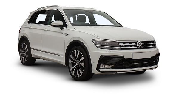 Volkswagen Tiguan Estate 2.0 TDi 150 4Motion R-Line Tech 5dr