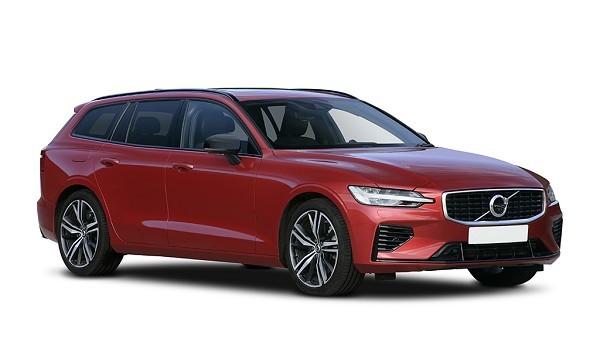 Volvo V60 Sportswagon 2.0 T4 [190] R DESIGN Plus 5dr Auto