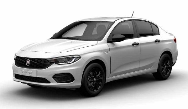 Fiat Tipo Saloon 1.4 Easy 4dr
