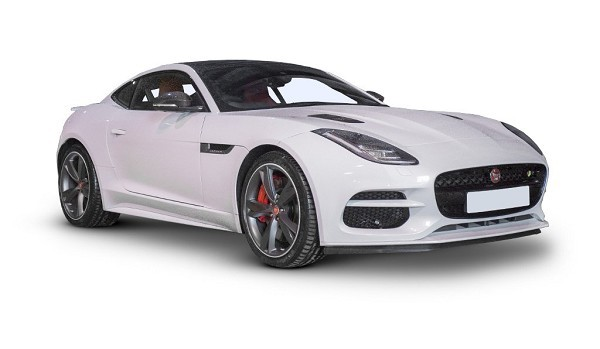 Jaguar F-Type Coupe Special Editions 2.0 Chequered Flag 2dr Auto