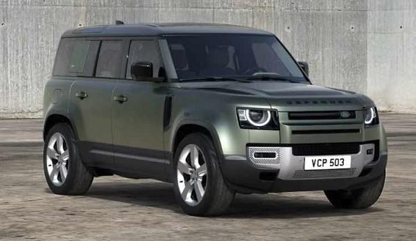 Land Rover Defender Estate 2.0 D200 SE 110 5dr Auto [7 Seat]
