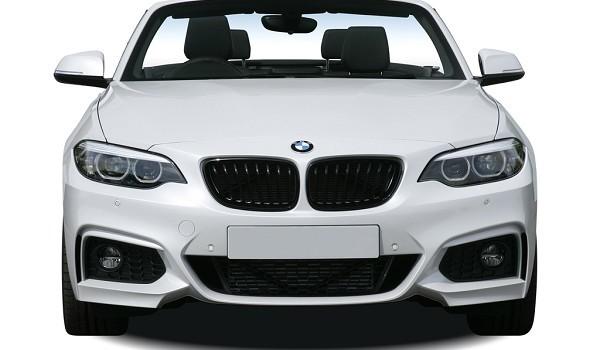 BMW 2 Series Convertible 220d Sport 2dr [Nav] Step Auto