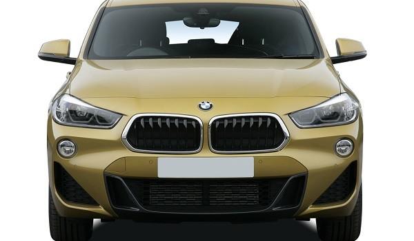 BMW X2 Hatchback xDrive 20d M Sport 5dr Step Auto