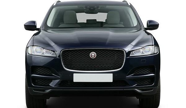 Jaguar F-Pace Estate 2.0d [163] Prestige 5dr