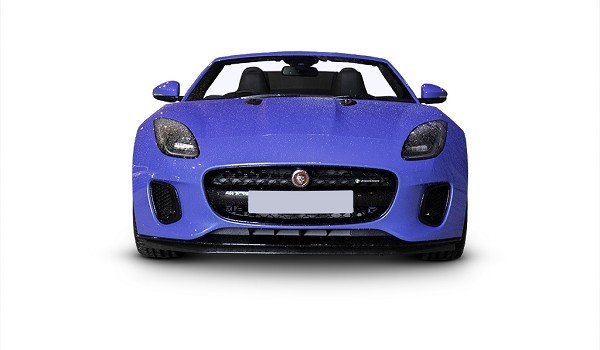 Jaguar F-Type Convertible 3.0 Supercharged V6 R-Dynamic 2dr Auto