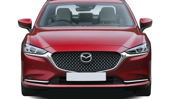 Mazda 6 Mazda6 Saloon 2.2d Sport Nav+ 4dr [Safety Pack]