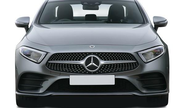 Mercedes-Benz CLS Coupe CLS 350d 4Matic AMG Line Premium + 4dr 9G-Tronic