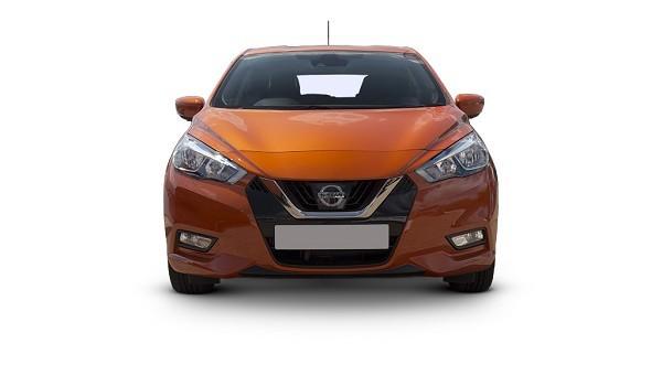 Nissan Micra Hatchback 1.5 dCi Acenta 5dr