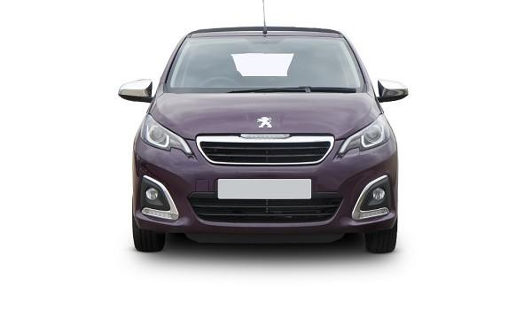 Peugeot 108 Hatchback 1.0 72 Allure 5dr 2-Tronic