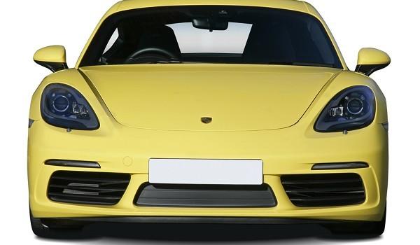 Porsche Cayman 718 Cayman Coupe 2.5 S 2dr