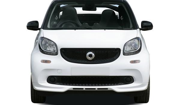 Smart Fortwo Cabrio Fortwo Cabrio 1.0 Prime Premium Plus 2dr Auto