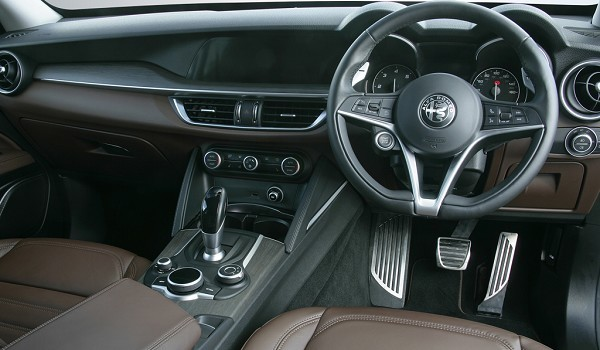 Alfa Romeo Stelvio Estate 2.0 Turbo 200 Super 5dr Auto