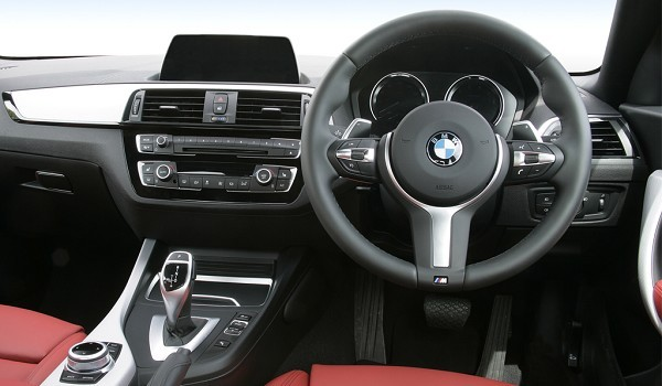 BMW 2 Series Coupe 218i M Sport 2dr [Nav] Step Auto