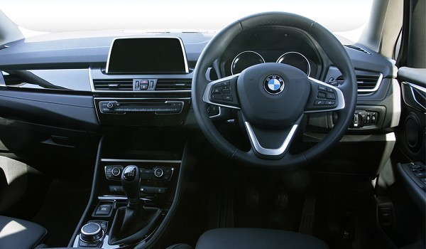BMW 2 Series Gran Tourer 216d Luxury 5dr Step Auto