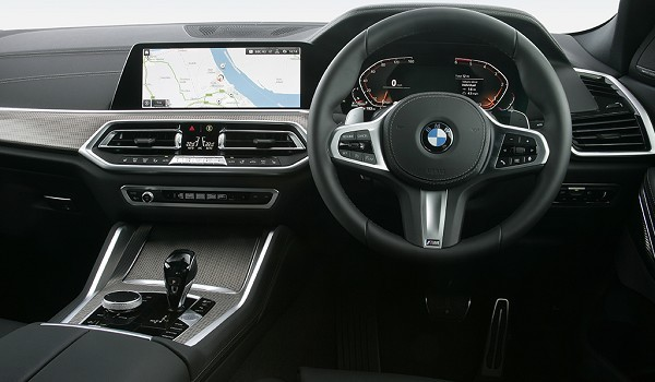 BMW X6 Estate xDrive40i M Sport 5dr Step Auto [Tech/Plus Pack]