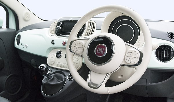 Fiat 500 500C Convertible 0.9 TwinAir Lounge 2dr