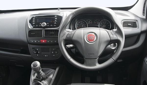 Fiat Doblo Estate 1.6 Multijet 120 Trekking 5dr [Start Stop]