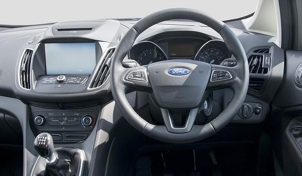 Ford C-Max Estate 1.0 EcoBoost Zetec 5dr