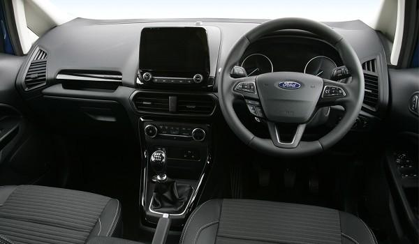 Ford Ecosport Hatchback 1.0 EcoBoost 125 Titanium [Lux Pack] 5dr Auto