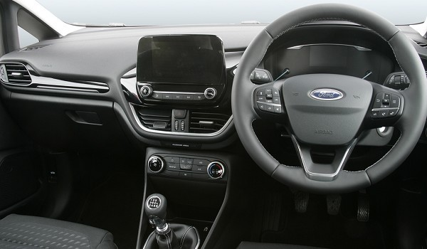 Ford Fiesta Hatchback 1.0 EcoBoost 125 Active X 5dr